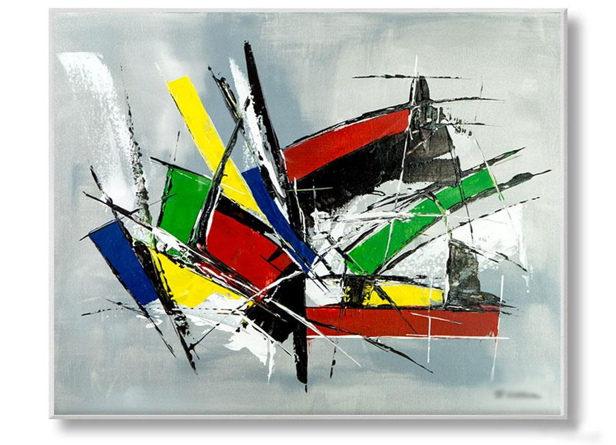 tableaux contemporains abstraits
